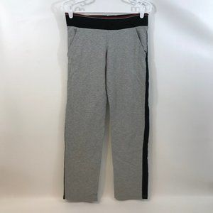 ICEBERG mens grey and black sweat pants Italy 38 U